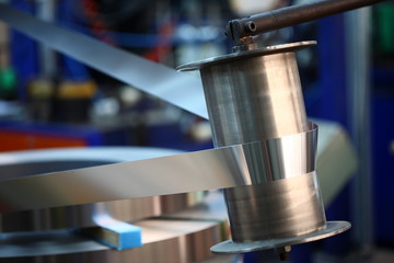 Metal Hose Forming Process