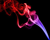 Colorful smoke - 80697104