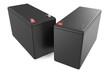 Leinwanddruck Bild - Sealed UPS batteries