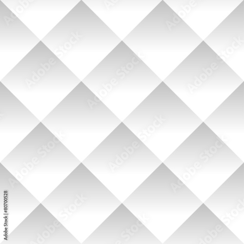 Seamless Pattern: Diagonal Squares - 80700528