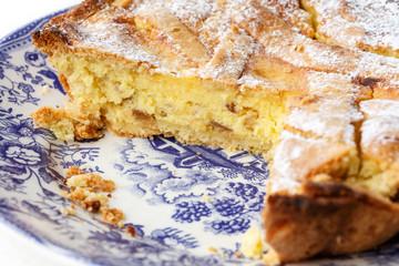 Pastiera napoletana (Easter pie), Campania, Italy
