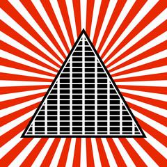 Symbolic Pyramid Graphics