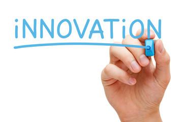 Innovation Blue Marker