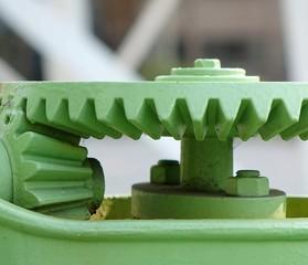 Old Cogwheel Gears