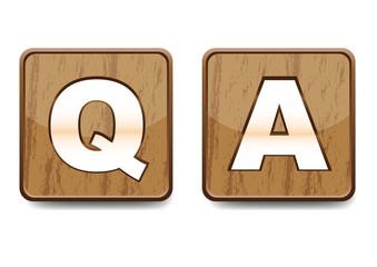 アイコン 木目 Q&A
