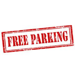 Free Parking-stamp