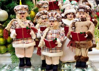 Christmas Carolers decoration