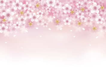 桜 背景 Cherry blossom Background