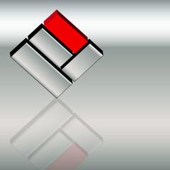 Logo V 2 rot