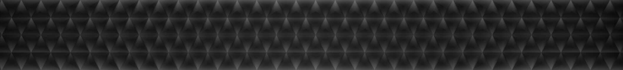 High Detail Black Panoramic Background (Website Head)
