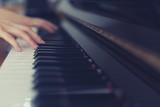 Playing Piano - 80720313