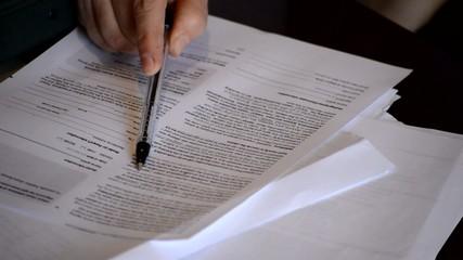 Revising Paperwork