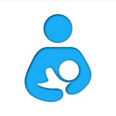 Icono lactancia recortado