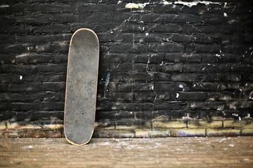 Muro con skate