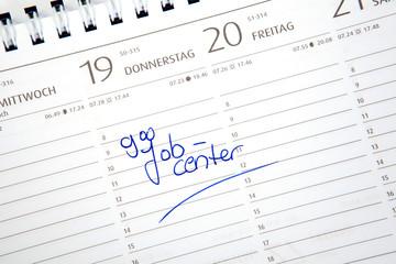Termin Jobcenter