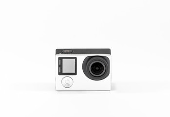 Action camera front