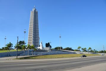 Beautiful buildings in Havana- lifestyle - the capital of Cuba