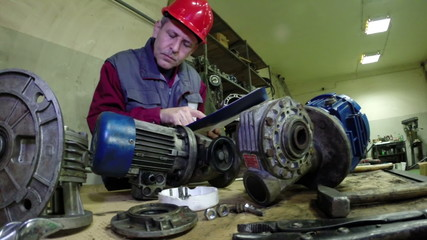 Maintenance Engineer Thinking