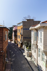 Small street in Istanbul