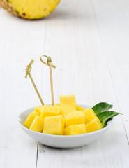 Ananas, fuoco selettivo