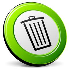 delete 3d icon