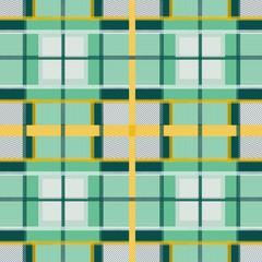 Green Tartar pattern