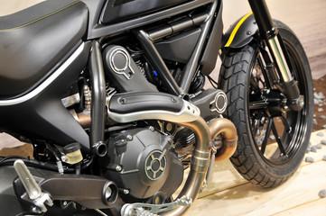 バイクのエンジン