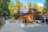 Okunoin Temple at Mt. Koya, Wakayama, Japan