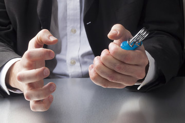 stress management for business man