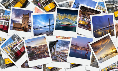 Polaroid Lisbon Portugal