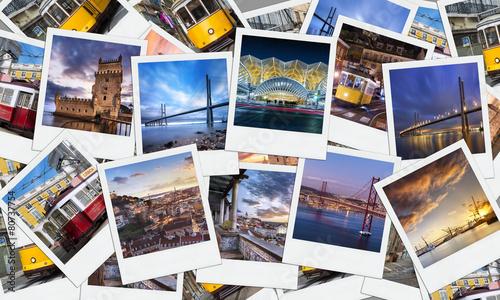 Polaroid Lizbona Portugalia