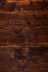 Aged wooden background.