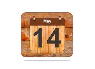 May 14.