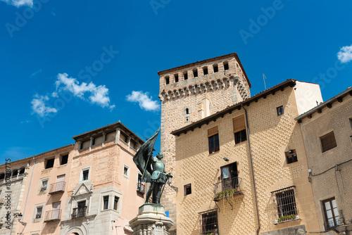 Stare miasto, Segovia