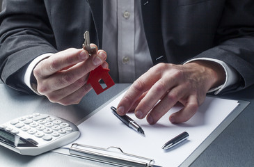managing property and real estate