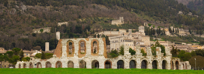 Teatro romano di Gubbio