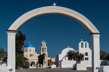Santorini, chiesa ad Oia 5