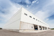 Leinwandbild Motiv warehouse