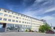 office building facade, parking - 80743322