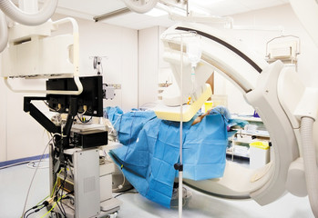 c-arm scanner hospital surgery