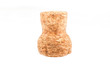 cork from a champagne