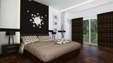 Modern Bedroom - 80750357