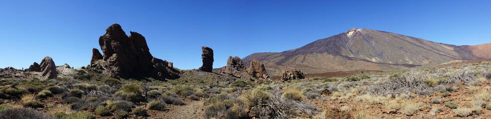 Wanderung an den Roques de Garcia
