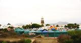 MERcadillo en Teguise, Lanzarote, Islas Canarias