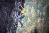 free climbing in val Masino