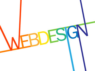 """WEB DESIGN"" icon (graphics internet website webpage)"