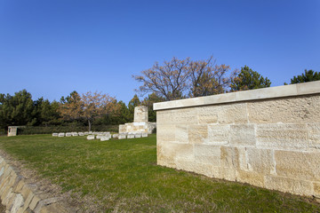 New Zealand No:2 Outpost, Anzac Memorial at Gallipoli