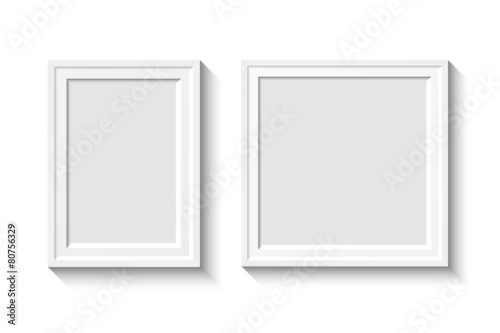Frame on wall - 80756329