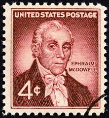 Dr. Ephraim McDowell (USA 1959)