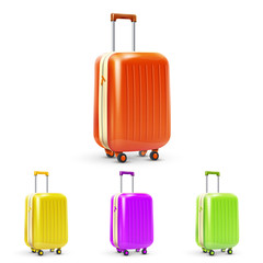Travel Suitcase Set
